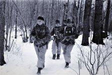 1 SkijägerBrigade patrol armed with Stg.44 led by an officer.jpg